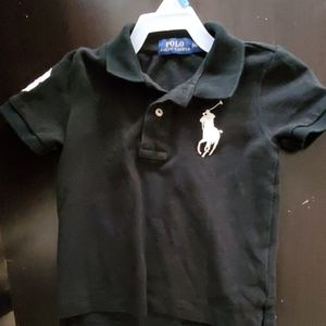 Authentic Toddler boy polo shirt